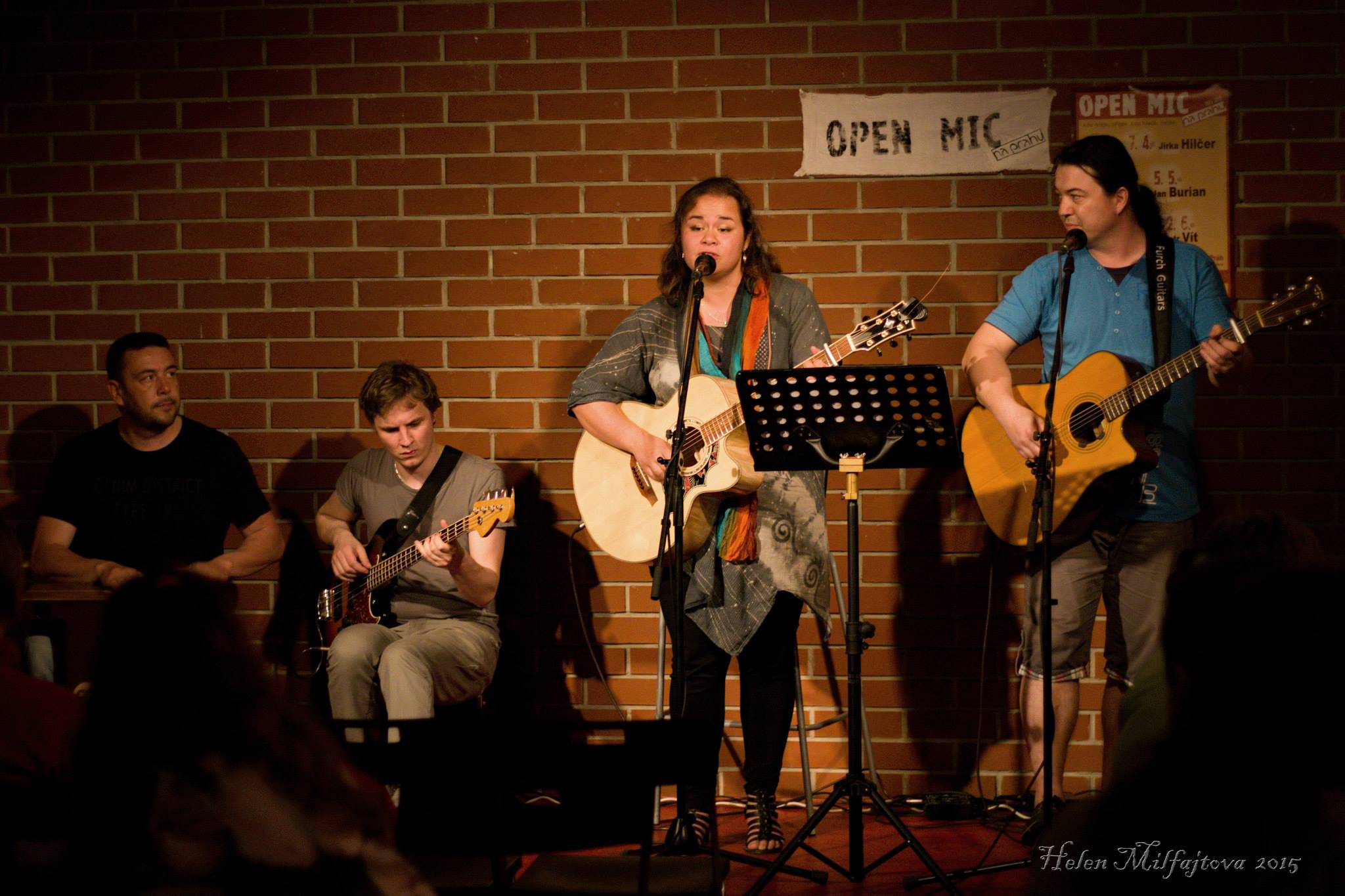 Cafe Prah – Open Mic